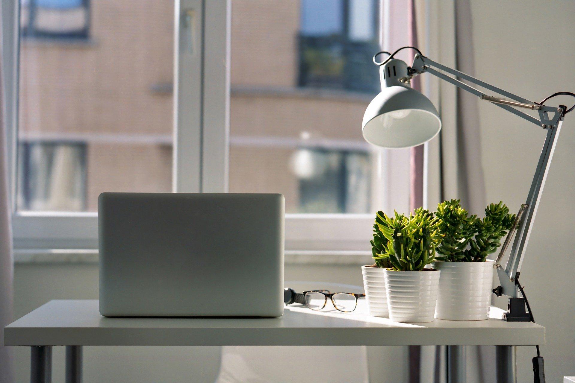 Monitor Arbeitsplatz Test